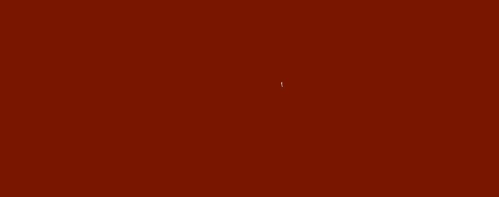 Illustration Haus in rot