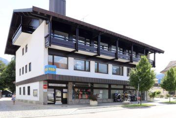 Großzügige Büro- bzw. Praxisräume im Zentrum Garmischs, 82467 Garmisch-Partenkirchen, Praxis