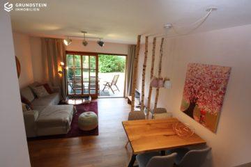 """2-Zimmer-Apartment """"Waxenstein"""" in Grainau, 82467 Garmisch, Erdgeschosswohnung"""