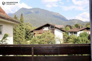 Gemütliche Masionettewohnung mit Bergblick in zentraler Lage, 82467 Garmisch-Partenkirchen, Maisonettewohnung