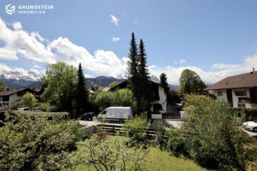 """***VERKAUFT*** 3-Zimmer-Panorama-Wohnung """"Wetterstein"""", 82467 Garmisch-Partenkirchen, Etagenwohnung"""