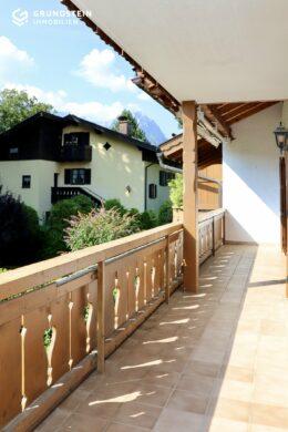 ***VERKAUFT*** Geräumige 3 Zimmer Wohnung in Zentraler Bestlage, 82467 Garmisch-Partenkirchen, Etagenwohnung