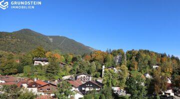 """***VERKAUFT*** 2-Zimmer-Appartement mit Loggia """"Wankblick"""", 82467 Garmisch-Partenkirchen, Etagenwohnung"""
