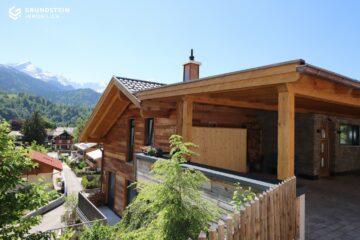 ***VERMIETET***exklusive 2 Zimmer Alpen Chalet Wohnung im Ortsteil Partenkirchen, 82467 Garmisch-Partenkirchen, Etagenwohnung