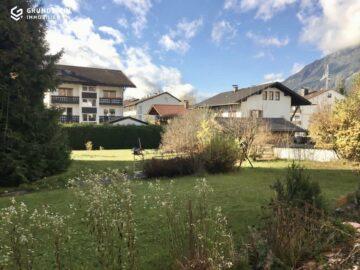***VERKAUFT*** Gemütliches 1-Zimmer Apartment mit Bergblick, 82467 Garmisch-Partenkirchen, Terrassenwohnung